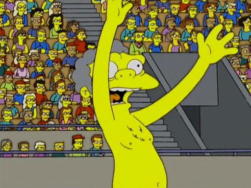 Springfield wird erwachsen - Die Simpsons 18 -